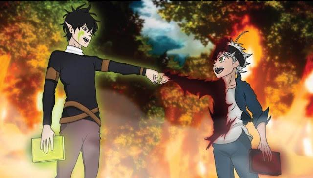 rivalitas asta dan yuno