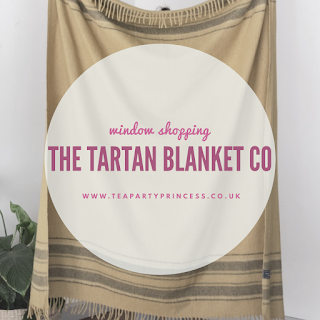 Window Shopping: The Tartan Blanket Co.