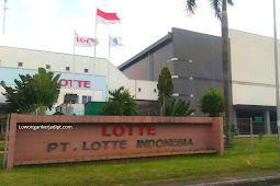 Lowongan Kerja PT Lotte Indonesia Cikarang Terbaru 2021