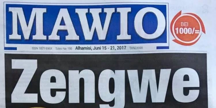 Mawio