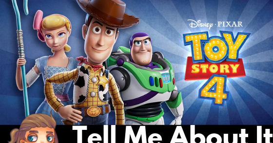 Why Toy Story 4 is just as good as the previous 3
