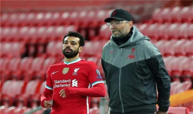 Liverpool pledges to Klopp to keep Mohamed Salah and prevent him from leaving