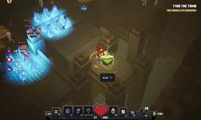 Cara Membuka Level Rahasia Lower Temple di Minecraft Dungeons-4