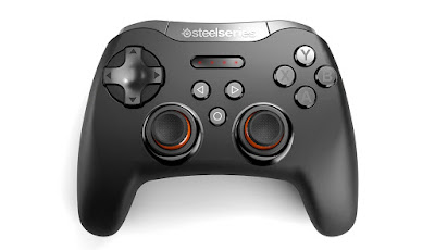 SteelSeries Stratus XL, Bluetooth Wireless Gaming Controller For Galaxy S10