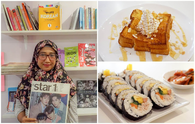 Review Cafe Jalan Korea (Surabaya)