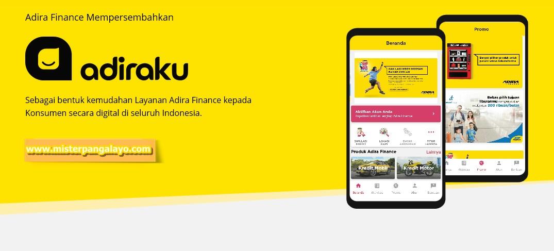 ADIRAKU, Satu Aplikasi untuk Berbagai kebutuhan Sahabat