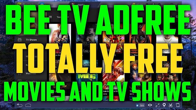 تحميل التحديث الاخير لتطبيق BeeTV Version 2.3.7 لمشاهدة احدث الافلام العالمية
