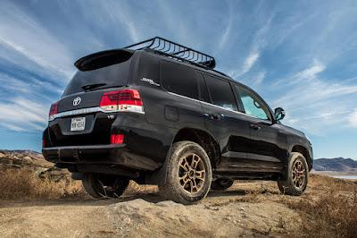 Toyota Land Cruiser Exito en ventas