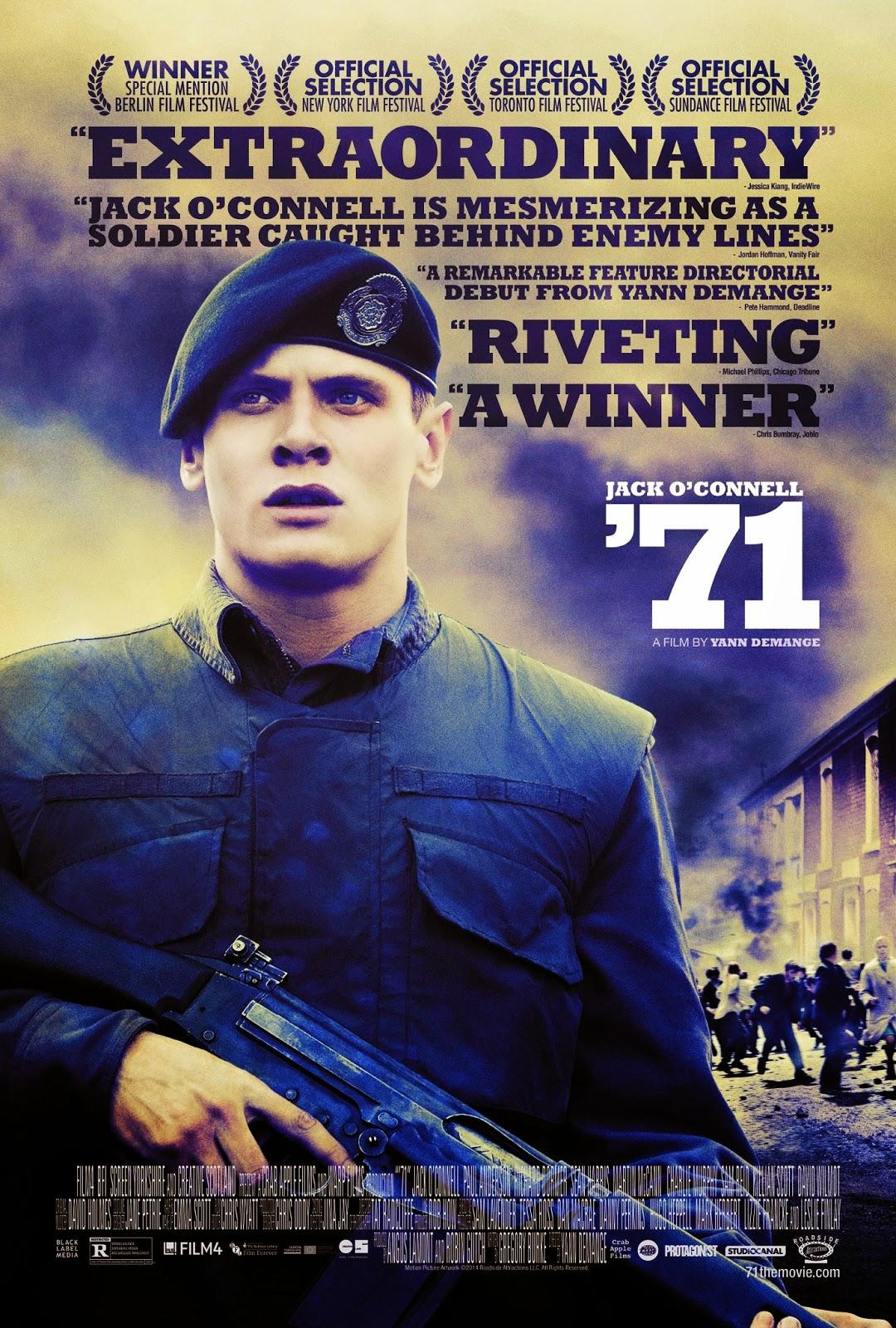 '71 (2014) DVDRip ταινιες online seires xrysoi greek subs