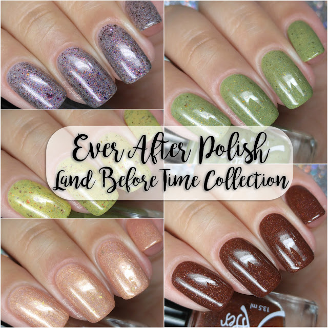 Ever After Polish - Land Before Time Collection
