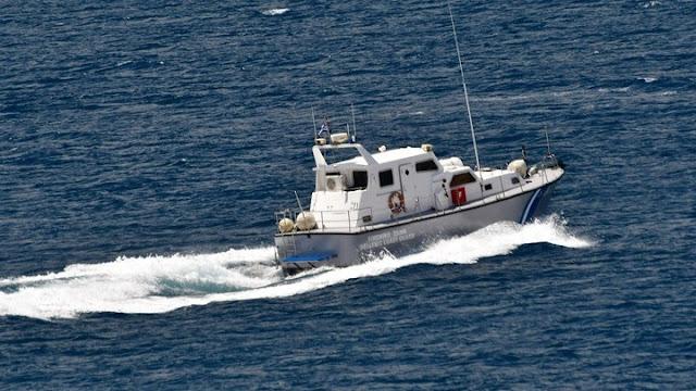 Προσάραξη ταχύπλοου σκάφους στον Πόρο - Σώοι δυο επιβαίνοντες