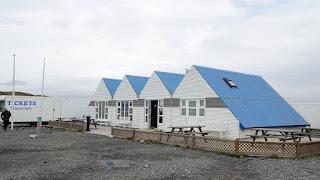 Glacial Lake Restaurants