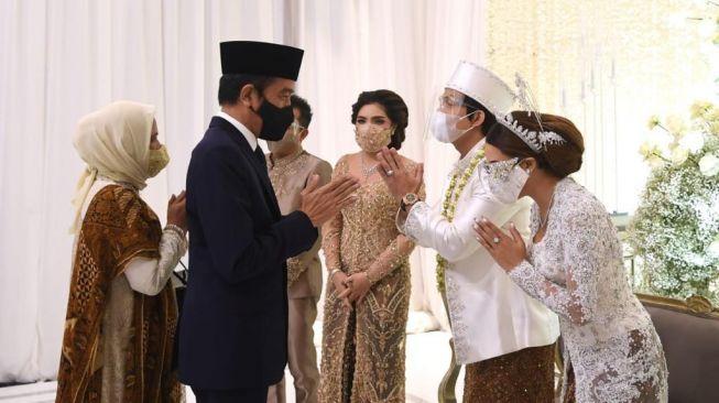 Turut Kritik Kehadiran Jokowi di Acara Nikahan Atta-Aurel, Epidemiolog: Prokes Kok Pilih-pilih!