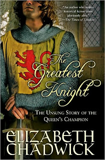 Book cover of The Greatest Knight by Elizabeth Chadwick