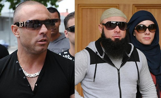 Mantan pemimpin gangster Australia memeluk Islam dan menggratiskan makanan di restorannya kepada fakir miskin