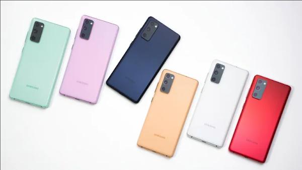 Spesifikasi dan Harga HP Android Super Canggih Samsung S20 FE