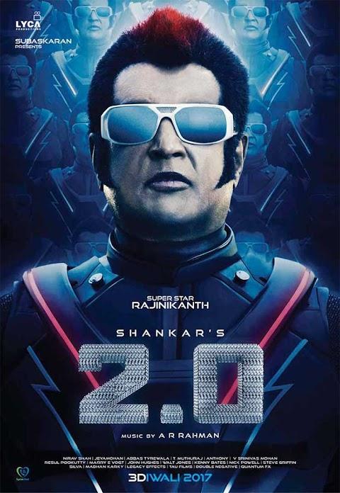 Robot 2.O full movie in Hindi