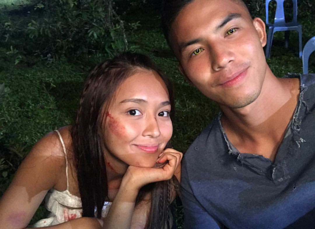 Tony Labrusca and Kathryn Bernardo