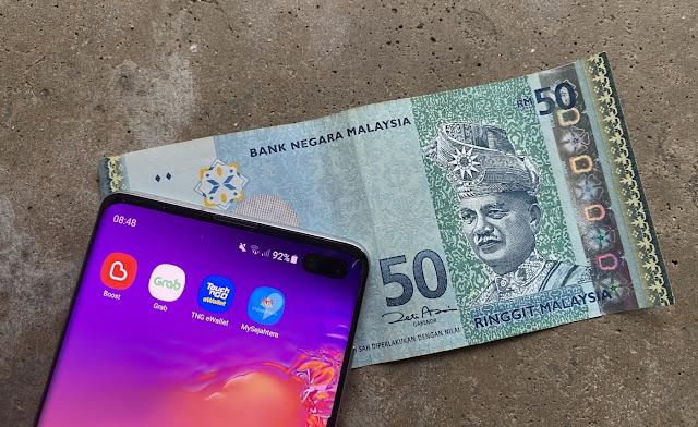 Bantuan Kewangan One-Off RM50