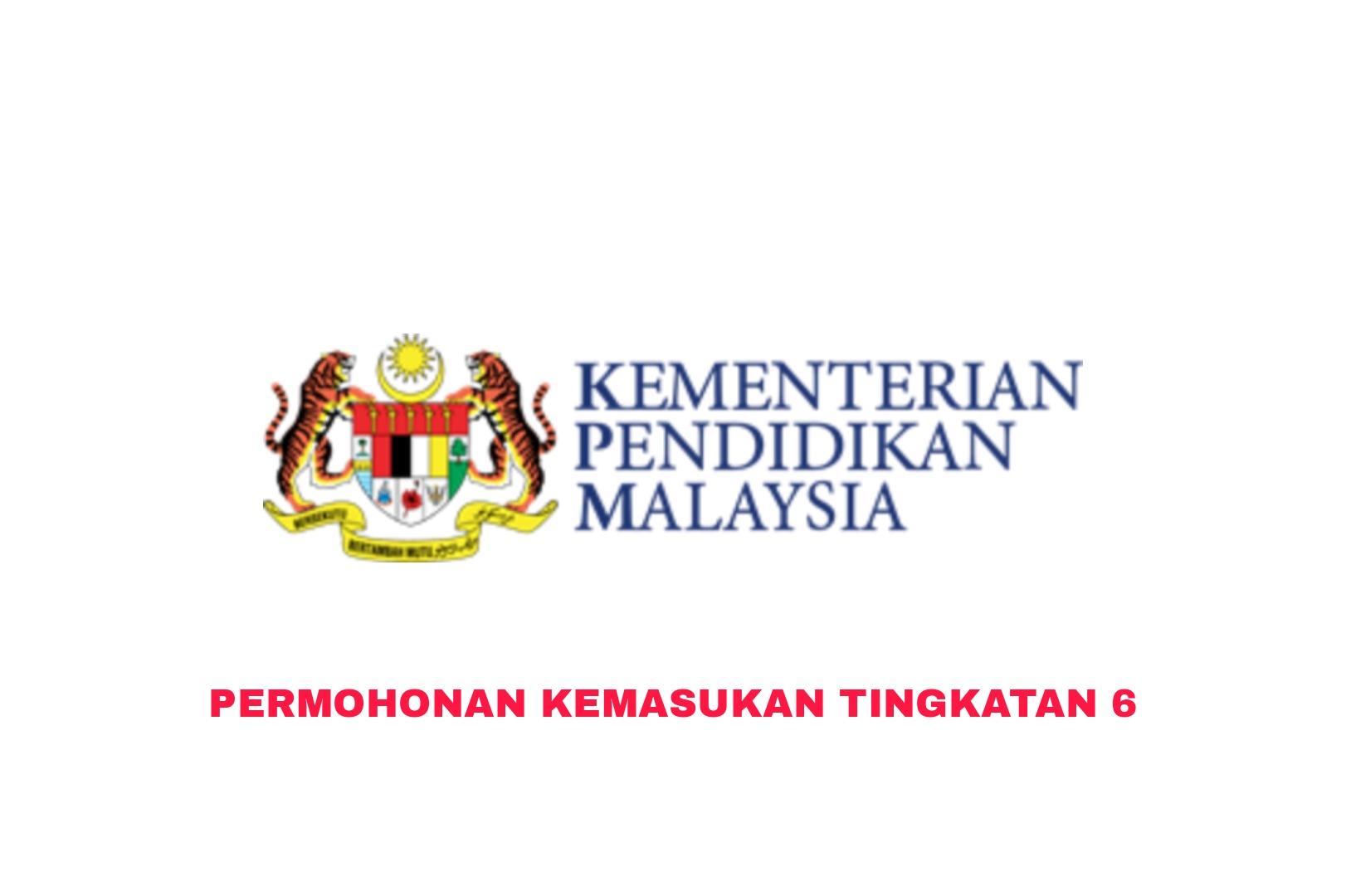 Permohonan Tingkatan 6 (Form 6) 2022 (Semakan Keputusan)