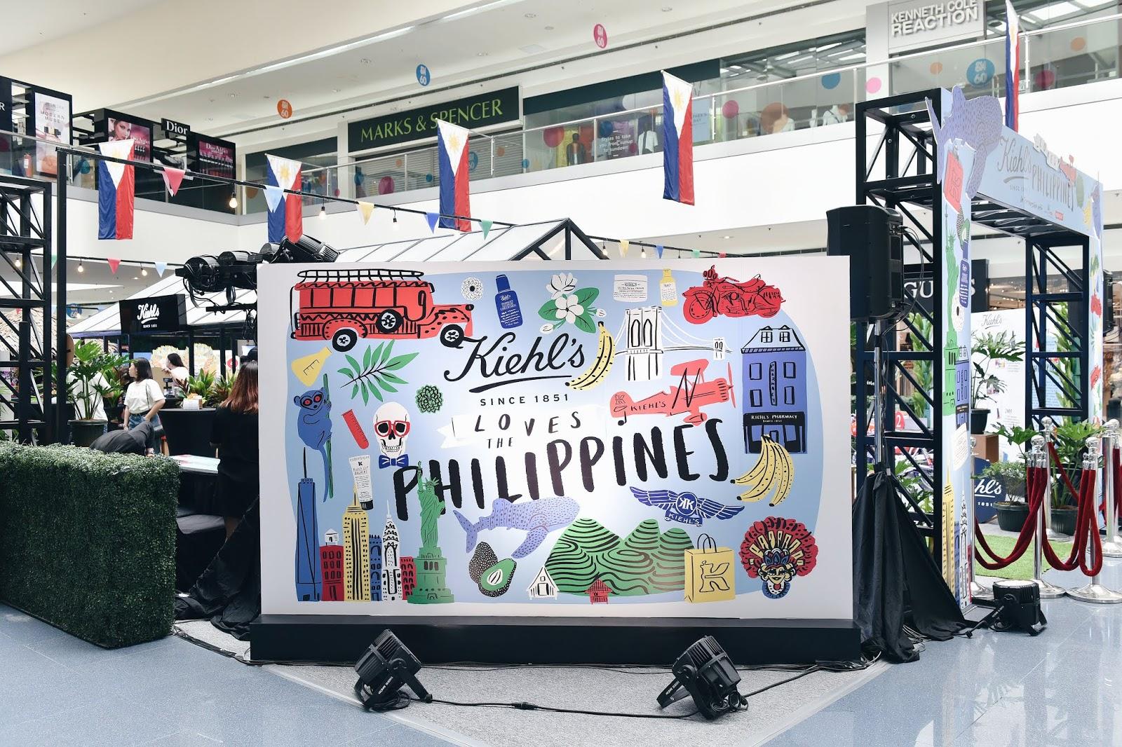 Kiehl's Loves the Philippines