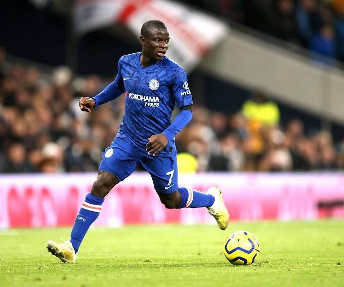 N'Golo Kanté autorisé à ne pas s'entraîner par Chelsea, d'après « The Daily Telegraph »