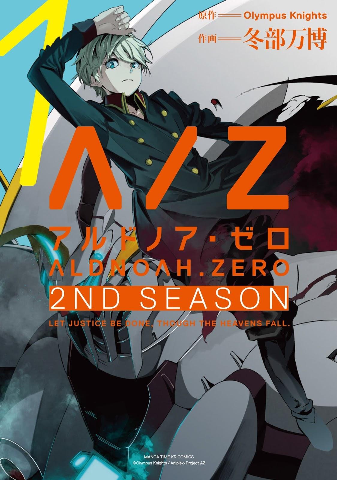 AldnoahZero Season 2 BD Subtitle Indonesia Eps 01