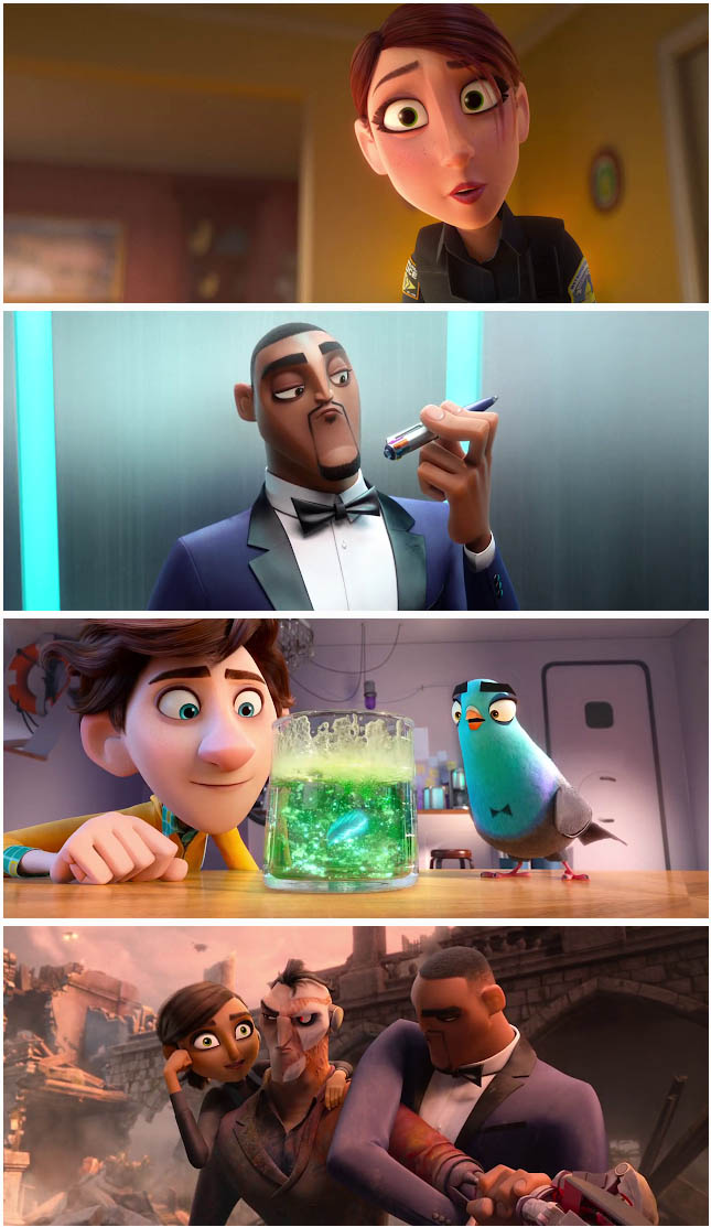 Spies in disguise full movie in hindi download