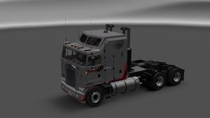 Race Skin for Kenworth K100