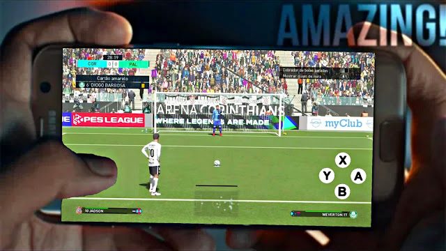 PES 2018 Lite Update New Transfer Camera PS4 Best Graphics