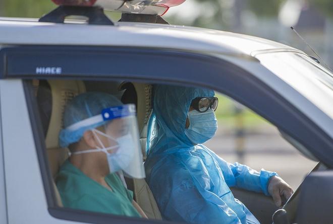 Đà Nẵng có thêm 5 bệnh nhân Covid-19, 4 người làm việc ở chợ