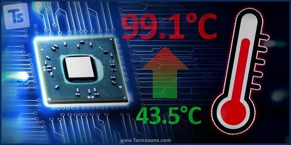قياس حرارة المعالج الغرافيك