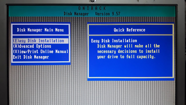 Start Formatting Drive