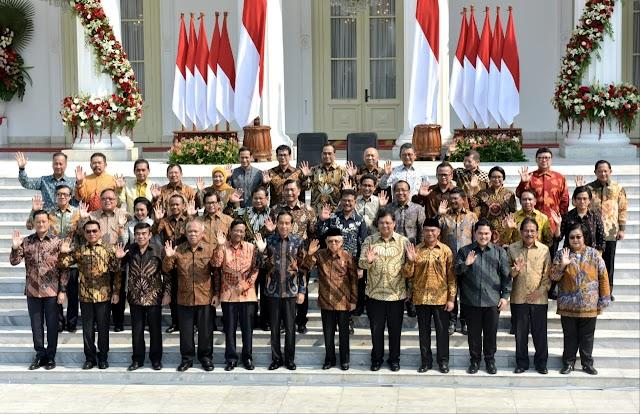 Demi Dukungan Politik, Jokowi Diprediksi Tak Utak Atik Jatah Parpol