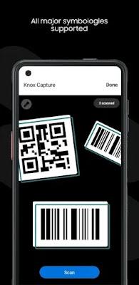Samsung Knox Capture