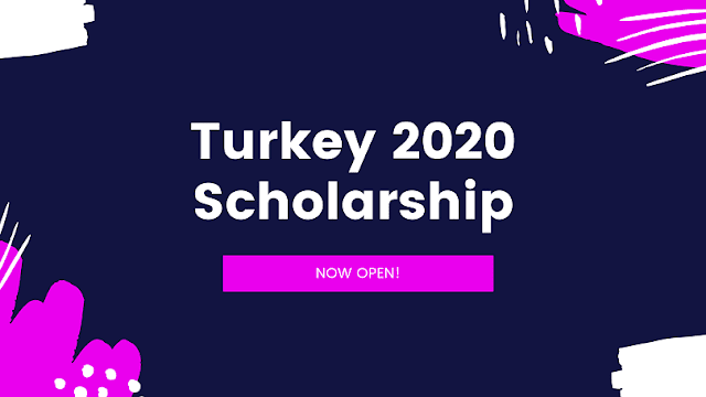 Turkey Burslari (Scholarship) 2020-2021 For (BS/MS/PhD)-Fully Funded