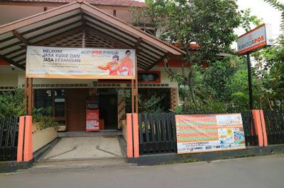 alamat agenpos di Bandung