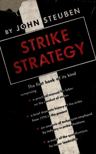 Strike strategy Free PDF book