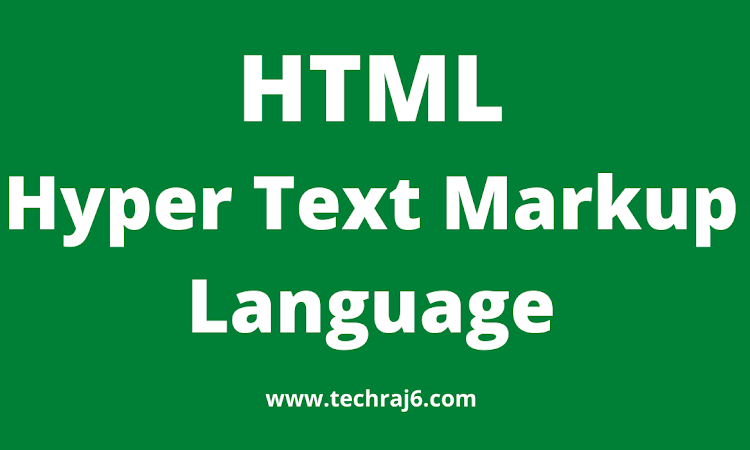 HTML full form,what is the full form of HTML