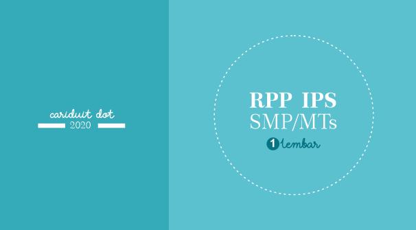 Download Rpp Ips 1 Lembar Untuk Smp Mts Kelas 7 8 9 Versi Terbaru 2020 Cariduit Dot