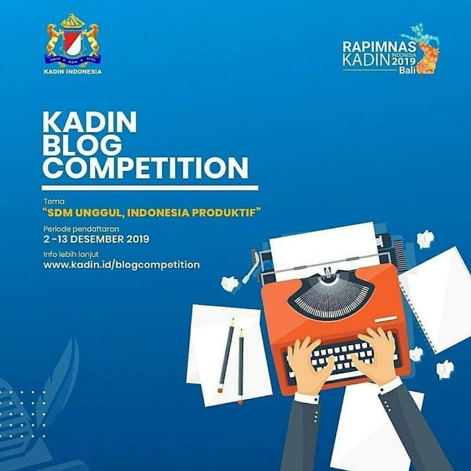 KADIN BLOG COMPETITION 2019