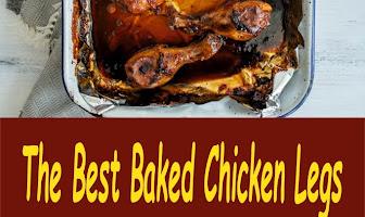 The Best Baked Chicken Legs