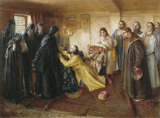 Legenda 'Putera Ivan Ivanovich' Raja Bertaring Dua