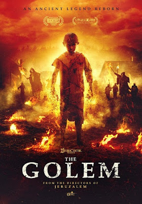 The Golem [2018] [DVD R1] [Latino]