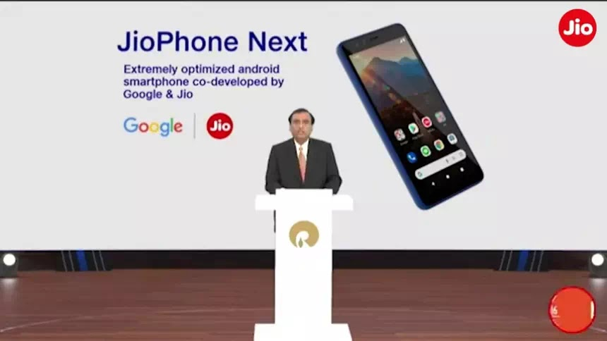Jio Phone Next Price and Specifications Tamil