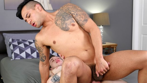 Ryan Fields & Sebastian Lee (Bareback)
