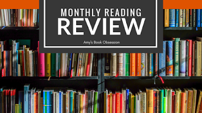 Monthly Reading Review: April 2018 (Amy's Book Obsession)