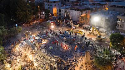 Aumenta el número de muertos por el terremoto en Turquía