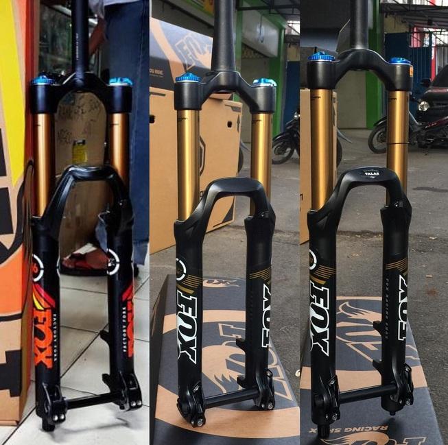 Toko Sepeda Online Majuroyal: Jual Fork dan Rear Shock