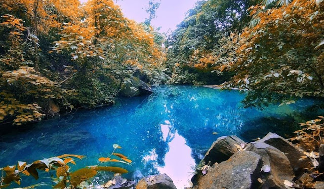Danau Biru Situ Cilembang